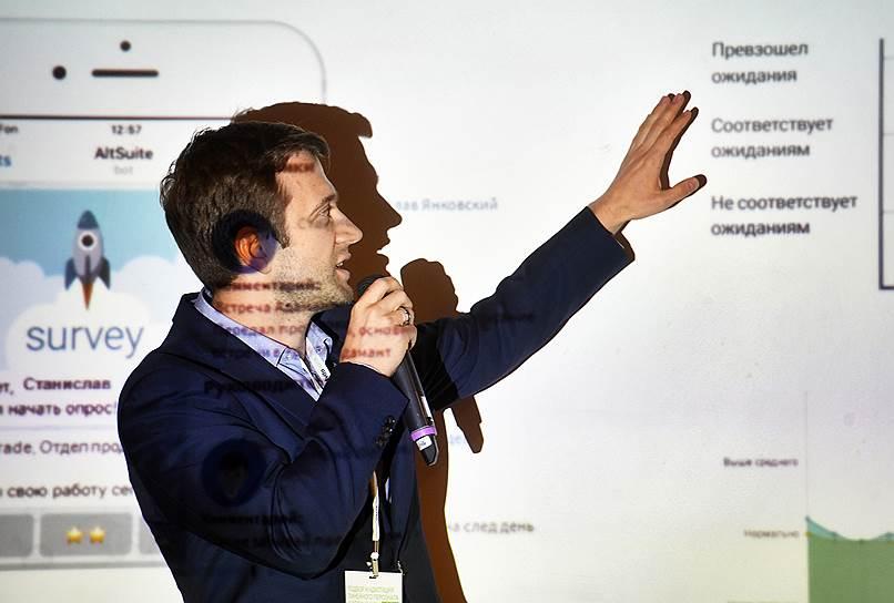 Сергей Моровщик, генеральный директор «СкайТрейд»