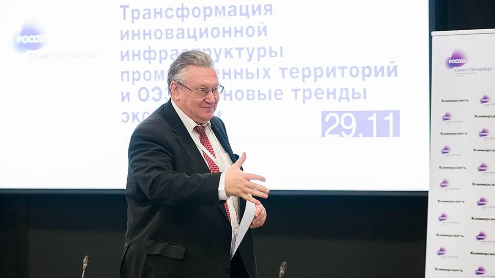 Сергей Мовчан, вице-губернатор Санкт-Петербурга