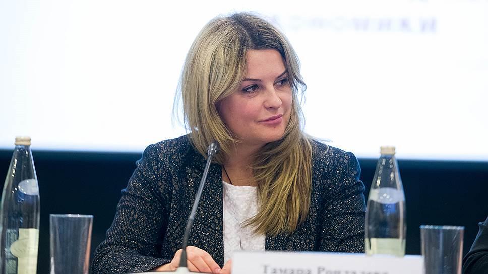 Тамара Рондалева, генеральный директор ОЭЗ «Санкт-Петербург»