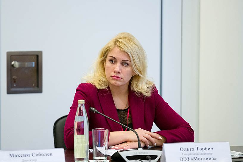Ольга Торбич, генеральный директор ОЭЗ «Моглино»