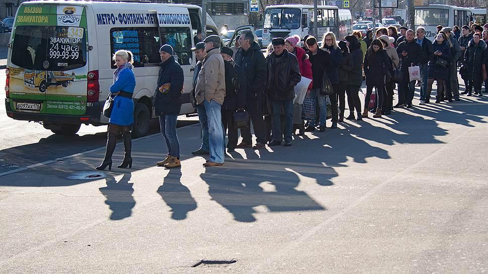 Чиновники готовят реформу наземного транспорта