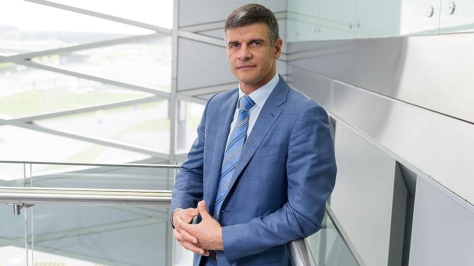 Генеральный директор ООО «Воздушные Ворота Северной Столицы» Владимир Якушев