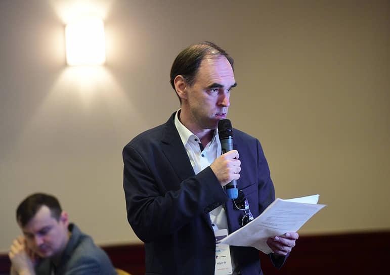 Генеральный директор Telecom Daily Денис Кусков