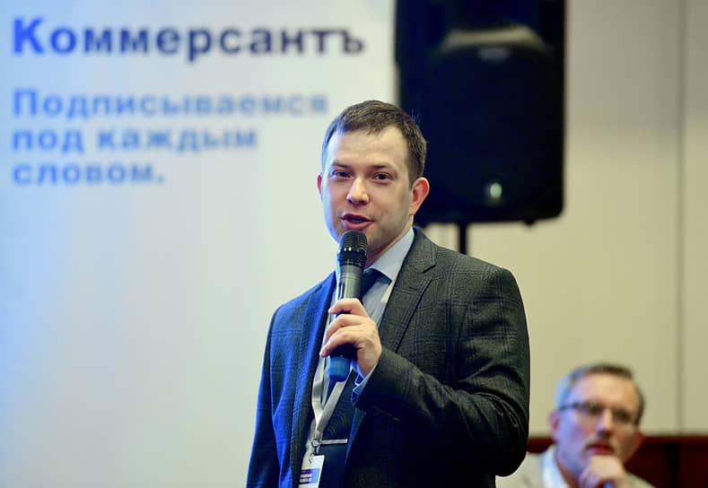 Сергей Лачугин, компания «Газинформсервис»