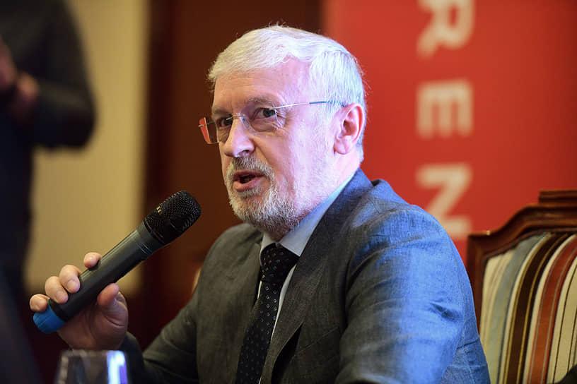 Заместитель председателя комитета по информатизации и связи Санкт-Петербурга Владимир Тумарев