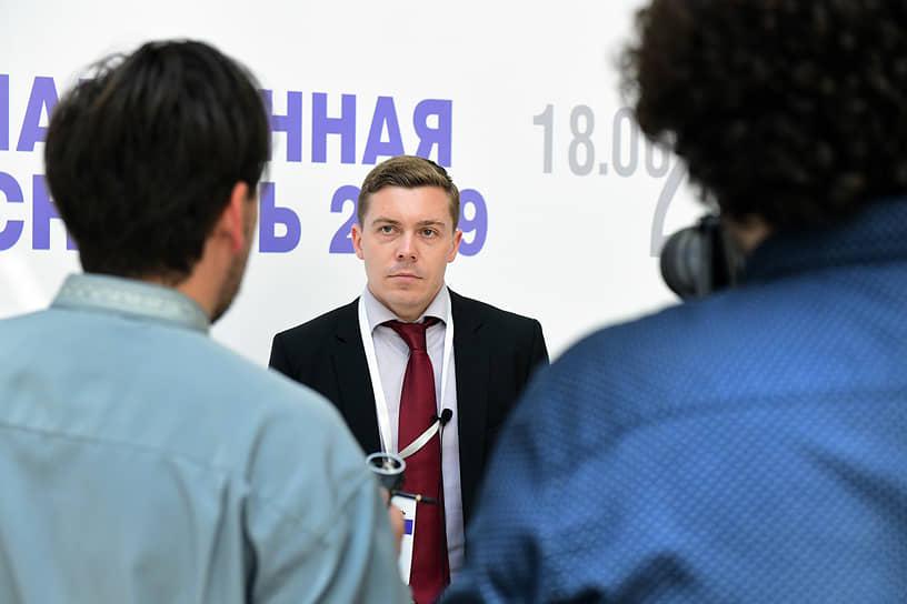 Директор по страхованию финансовых линий СК «Альянс» Вадим Михневич