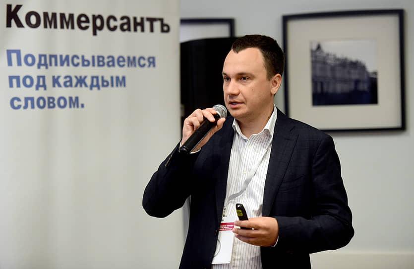 Директор филиала МТС в Санкт-Петербурге Павел Коротин