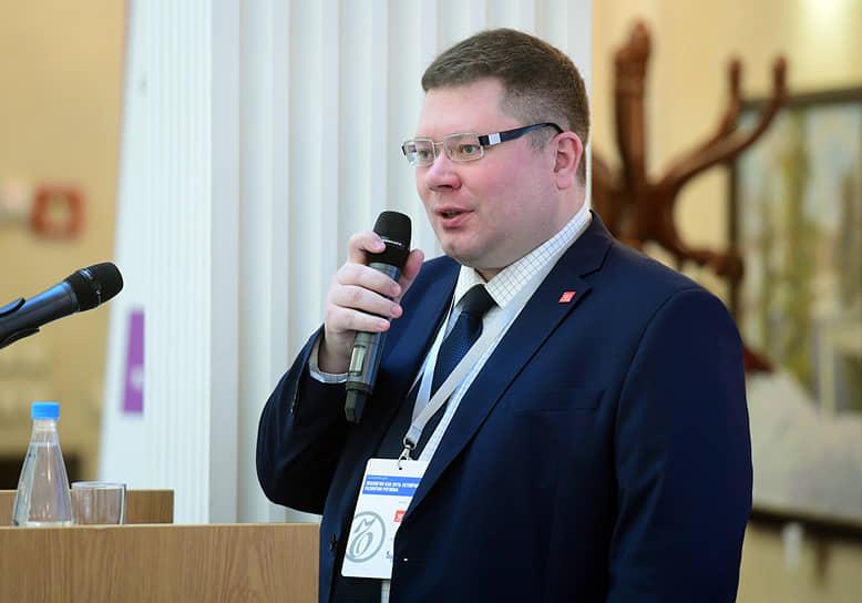 Генеральный директор компании «Tikkurila Россия» Антон Пешков
