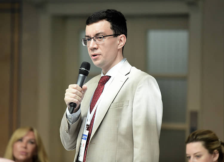 Руководитель налоговой практики «Пепеляев Групп» Сергей Сосновский