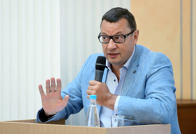 Генеральный директор НПО по переработке пластмасс имени «Комсомольской правды» Сергей Цыбуков