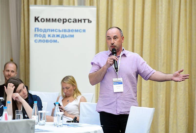 Генеральный директор «Форум Групп» Алексей Фролов