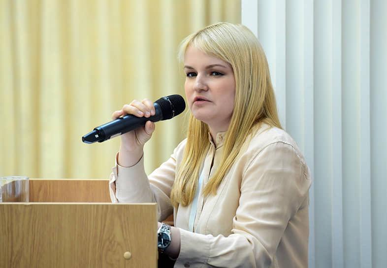 Руководитель практики земельного права, недвижимости и строительства «Пепеляев Групп» в Санкт-Петербурге Елена Крестьянцева