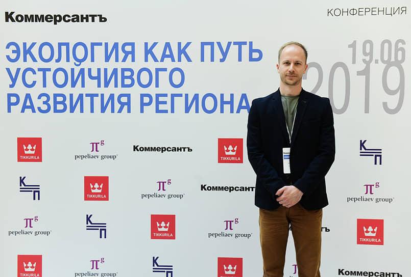 Генеральный директор НПО «БиоЭкоТех» Святослав Лоскутов