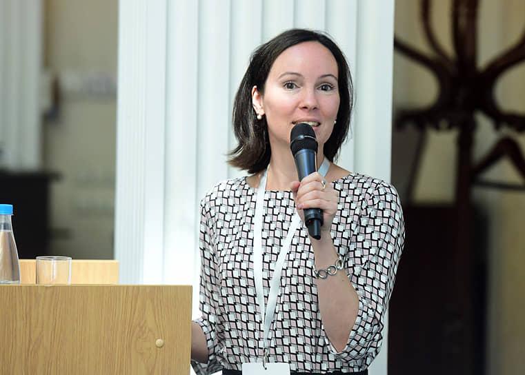 Директор Экологического союза, член совета директоров Всемирной ассоциации экомаркировки (GEN), руководитель органа по сертификации системы «Листок жизни» Юлия Грачева