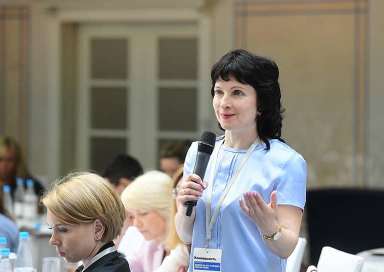 Директор по разработке, модернизации и инновациям компании «Tikkurila Россия» Алена Рожкова