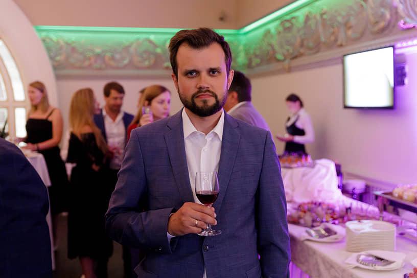 Директор макрорегиона Северо-Запад Yota Кирилл Пуленков