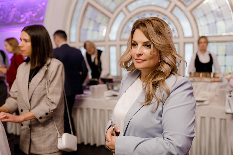 Генеральный директор ОЭЗ «Санкт-Петербург» Тамара Рондалева
