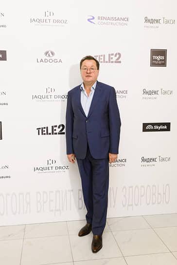 Совладелец холдинга «Адамант» Михаил Баженов