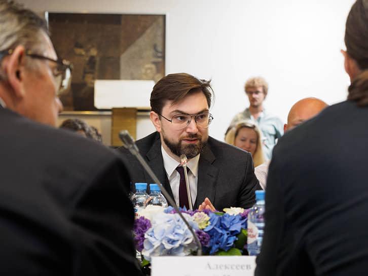 Евгений Панкевич, председатель комитета по развитию туризма Санкт-Петербурга