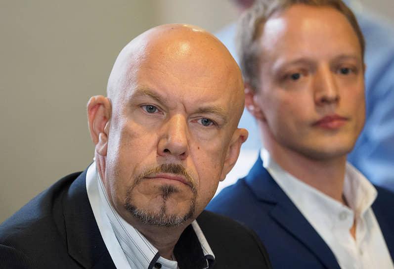 Вадим Епишин, директор Санкт-Петербургского речного яхт-клуба профсоюзов