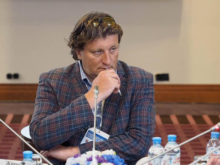 Алексей Жиров, пиар-директор Яхт-клуба Санкт-Петербурга, комментатор «Матч ТВ»
