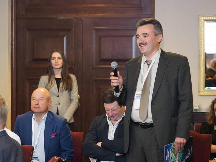 Сергей Немцов, директор компании «Маринпласт»