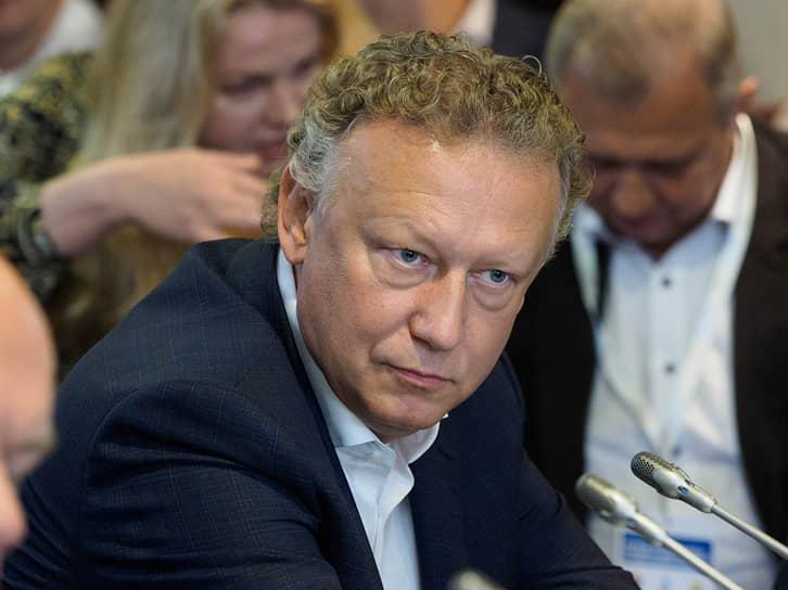 Александр Бобков, исполнительный директор проекта «Лахта Центр»