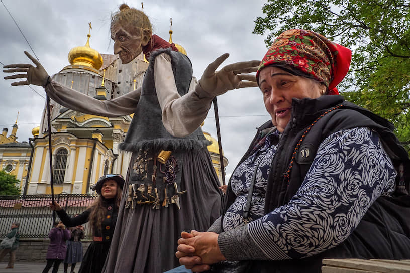 """Участники фестиваля """"День Достоевского"""""""