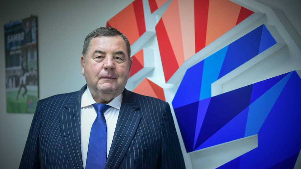 Василий Шестаков президент  Международной федерации самбо