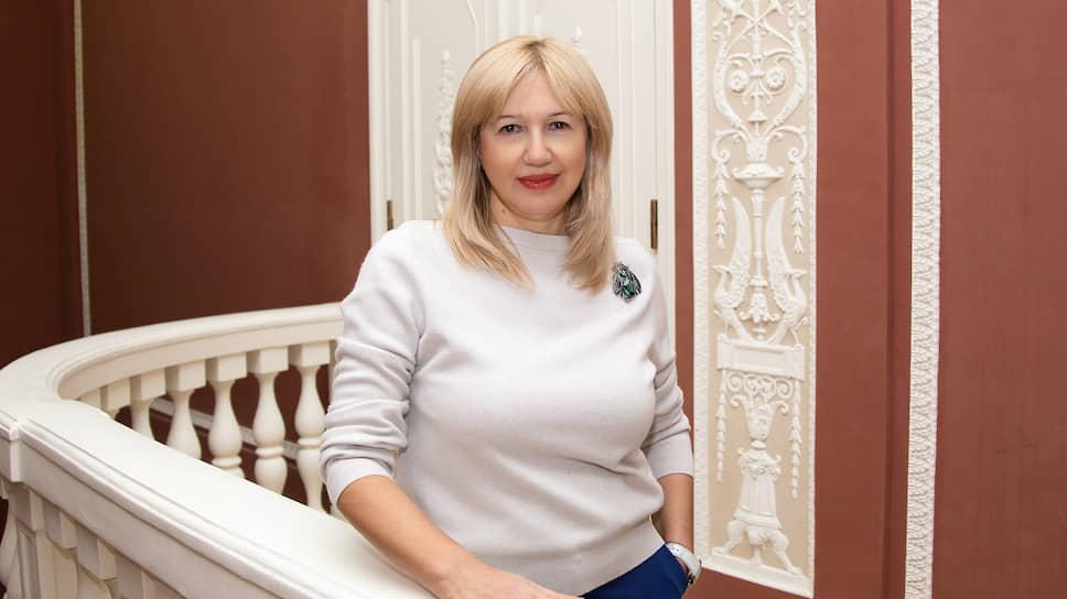 Надежда Абрамова, генеральный продюсер фестиваля.