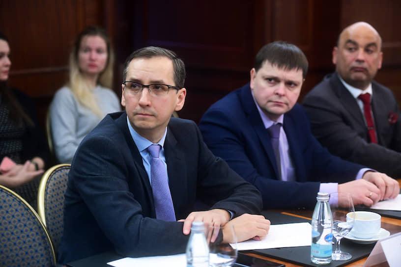 Иван Федяков, генеральный директор информационно-аналитического агентства INFOLine