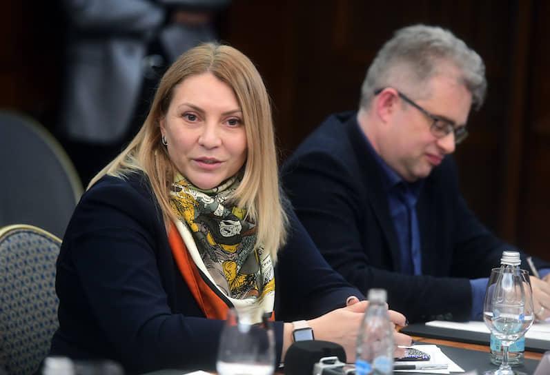Елена Дюкарева, вице-президент союза «Ленинградская областная торгово-промышленная палата»