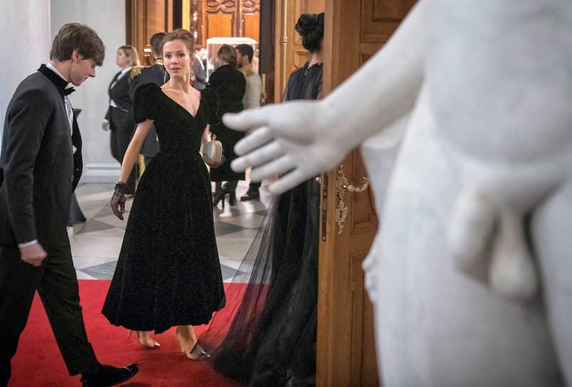 Black Ball в честь 10-летия ювелирного Дома AXENOFF в Дворце Нарышкиных-Шуваловых