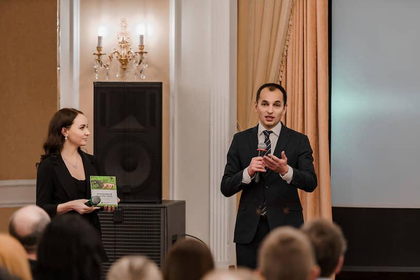 Руководитель филиала ИК «Фридом Финанс» в Санкт-Петербурге Ренат Субаев
