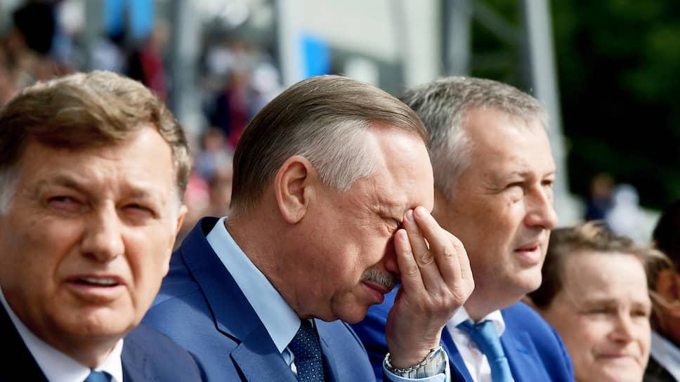 Ленобласть и Петербург заговорили об интеграции