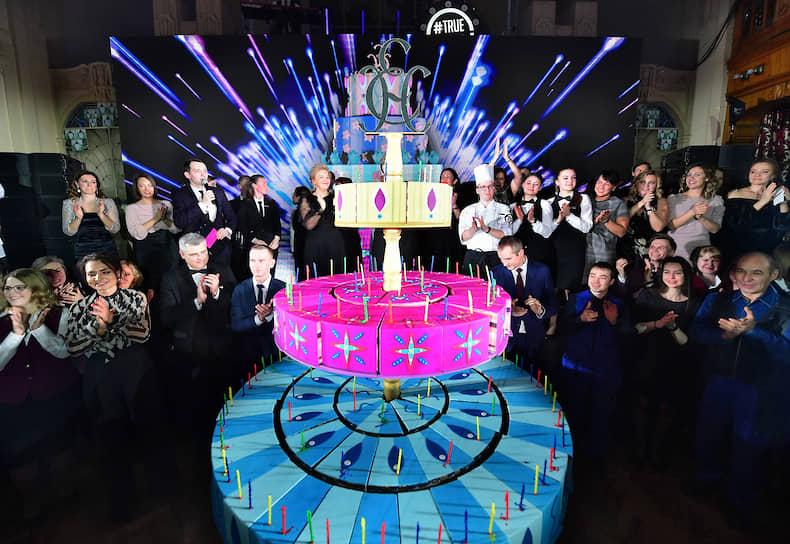Праздничный вечер посвященный 145 годовщине гранд-отеля «Европа»