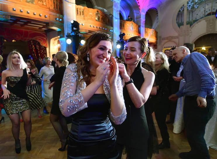 Праздничный вечер посвященный 145 годовщине гранд-отеля «Европа». Гости вечера