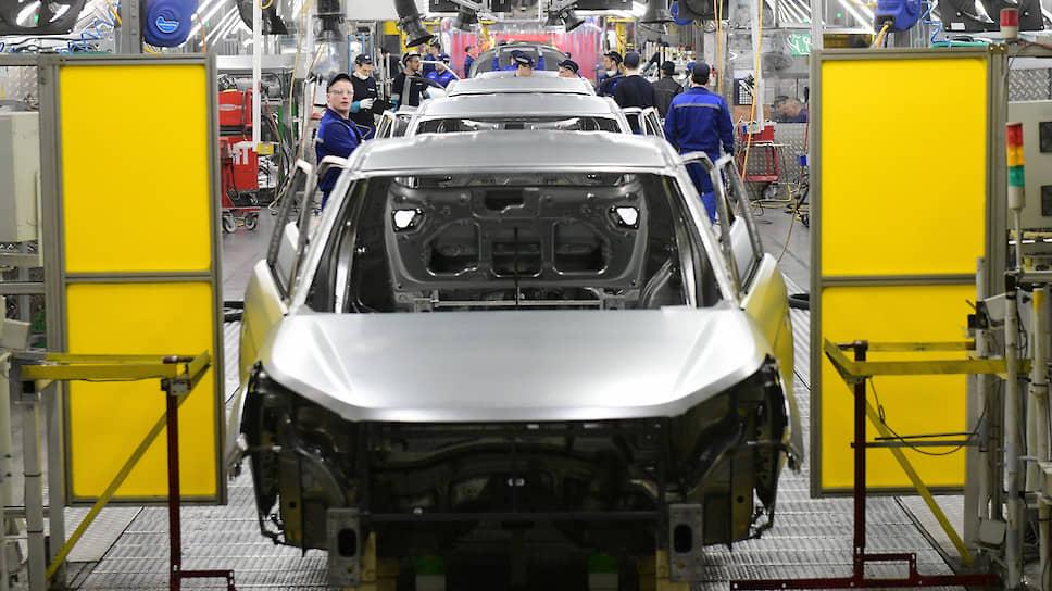 Nissan планирует сократить четверть сотрудников на петербургском заводе