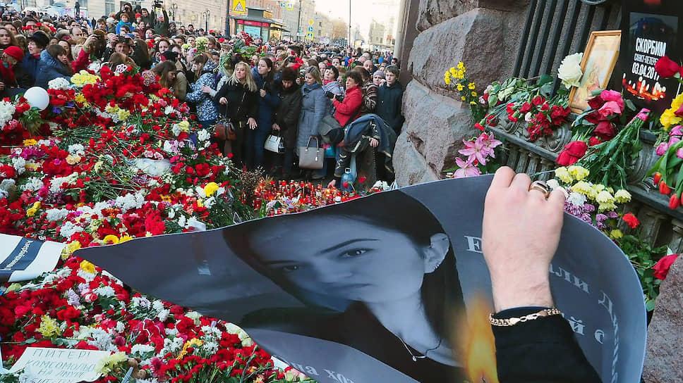Третья годовщина теракта в петербургском метро пройдет без траурных мероприятий из-за ситуации с коронавирусной инфекцией