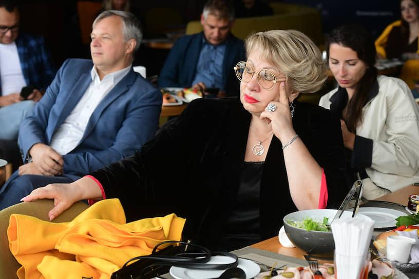 Президент ГК «Медика» Нина Ботерашвили