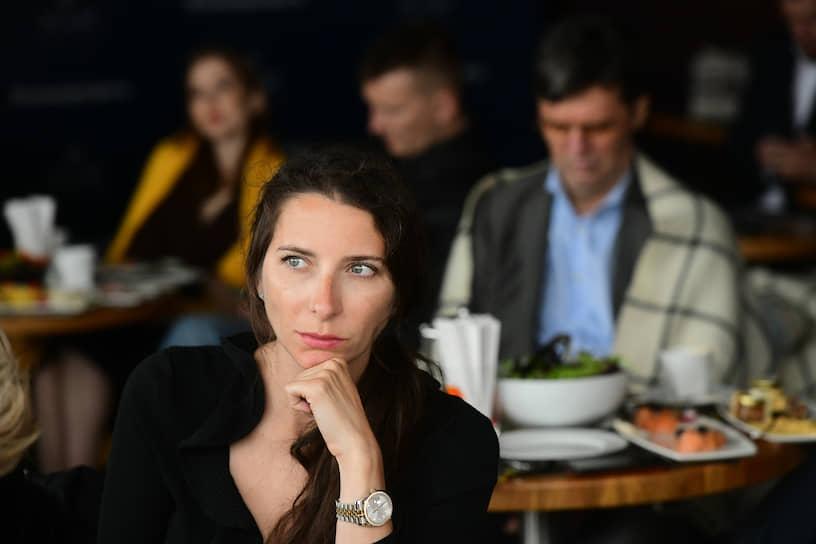 Директор по развитию Engel & Volkers в Санкт-Петербурге Анна Каменева
