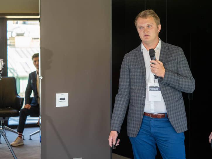 Руководитель проектного отдела «ИТ-Град» и #CloudMTS Евгений Свидерский