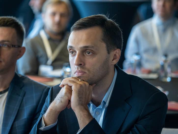 Генеральный директор компании «Связной» в Санкт-Петербурге Михаил Клименков
