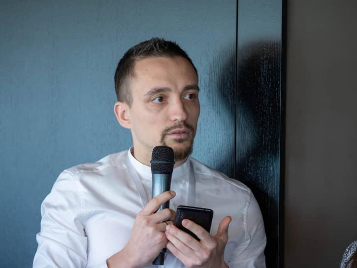 Руководитель омниканальной торговли «Азбуки вкуса» в Санкт-Петербурге Михаил Власов