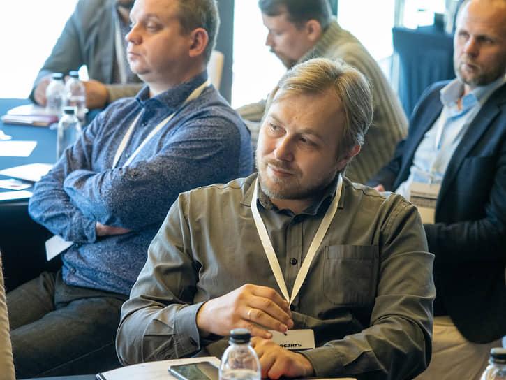 Руководитель IT-департамента ГК «Благо» Алексей Левин