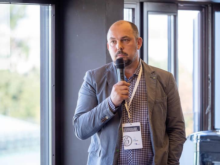 Коммерческий директор компании «Икс-ком Нева» Сергей Изотов