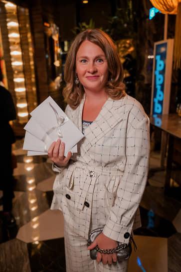 Директор по развитию и рекламе Tsar Palace Luxury Hotel & Spa Любовь Вольфовская