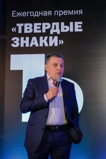 Генеральный директор группы мебельных компаний «Окания» Олег Спириденок