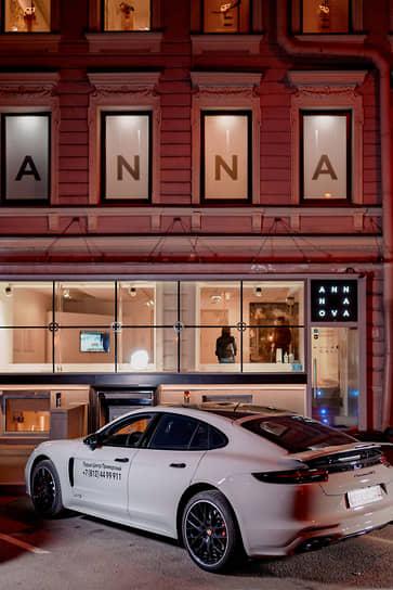 Партнер мероприятия — «Порше центр Приморский» — официальный дилер Porsche в Санкт-Петербурге