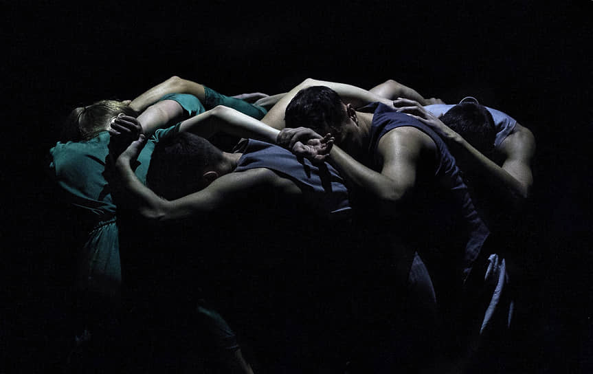 """XXII-й международный фестиваль современного танца """"Open Look 2020"""". Данс-спектакль """"ШОПЕН. CARTE BLANCHE"""" ТанцТеатра (Екатеринбург)"""